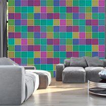 Fotótapéta - Rainbow jigsaw   50 x1000 cm