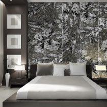 Fotótapéta - Carbon rock  50 x1000 cm