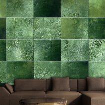 Fotótapéta - Green Puzzle  50 x1000 cm