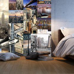 Fotótapéta - Streets of New York  50 x1000 cm