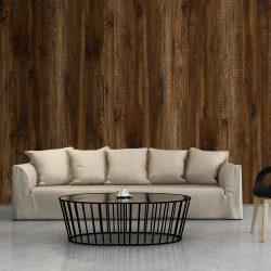 Fotótapéta - Dark Wood  50 x1000 cm