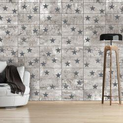 Fotótapéta - Concrete Stars  50 x1000 cm