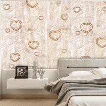 Fotótapéta - Heart of Gold  50 x1000 cm
