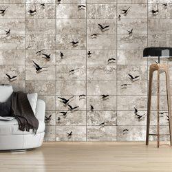 Fotótapéta - Bird Migrations  50 x1000 cm