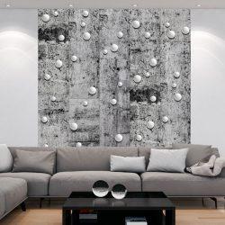 Fotótapéta - Pearls on Concrete  50 x1000 cm