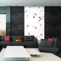 Fotótapéta - Red Birds  50 x1000 cm
