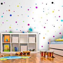 Fotótapéta -  Colored Dots  50 x1000 cm