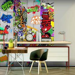 Fotótapéta - Colourful Madness  50 x1000 cm