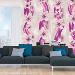 Fotótapéta - Lilac Stream  50 x1000 cm