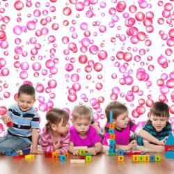 Fotótapéta - Sweet Bubbles  50 x1000 cm
