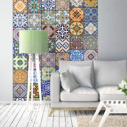 Fotótapéta - Colorful Mosaic  50 x1000 cm