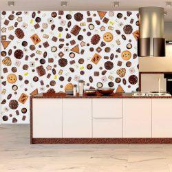 Fotótapéta - Sweet Mosaic  50 x1000 cm
