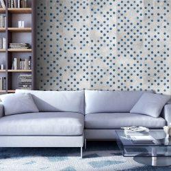 Fotótapéta - Dots on Concrete  50 x1000 cm