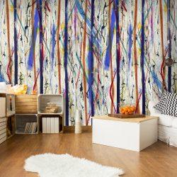 Fotótapéta - Colorful Splash  50 x1000 cm