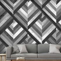 Fotótapéta - Grey Maze  50 x1000 cm