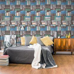 Fotótapéta - Colourful Frolic  50 x1000 cm