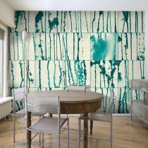 Fotótapéta - Turquoise Rivers  50 x1000 cm